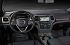 Jeep Grand Cherokee Central Control Picture