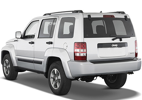 Jeep Liberty Cross Side View Exterior Picture