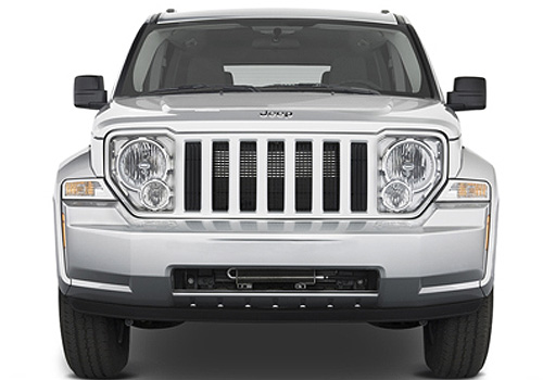 Jeep Liberty Front View Exterior Picture