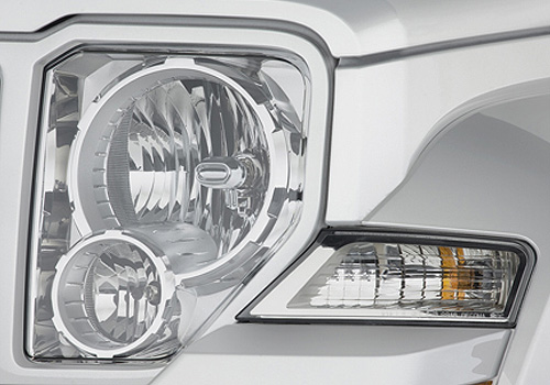 Jeep Liberty Headlight Exterior Picture