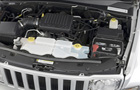 Jeep Liberty Engine Picture