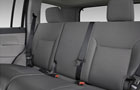 Jeep Liberty Rear Seats Picture
