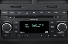 Jeep Liberty Stereo Picture