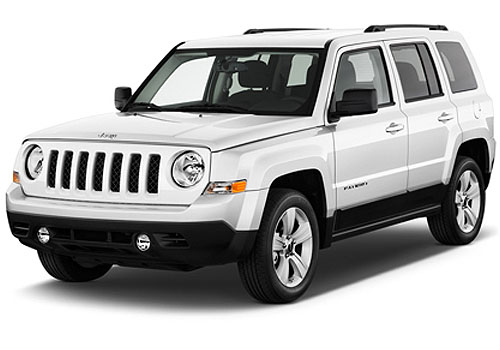 Jeep Patriot Front Angle View Exterior Picture