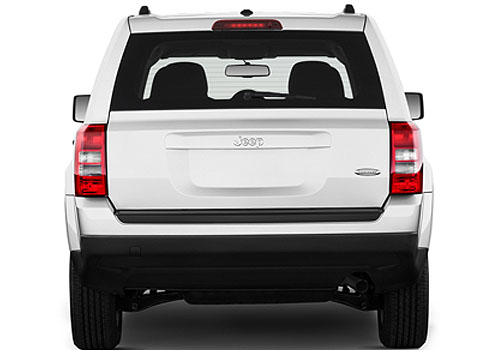 Jeep Patriot Rear View Exterior Picture