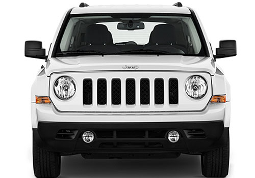 Jeep Patriot Front View Exterior Picture