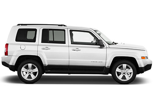 Jeep Patriot Side Medium View Exterior Picture