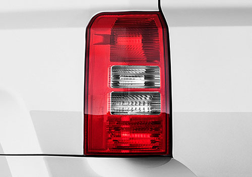 Jeep Patriot Tail Light Exterior Picture