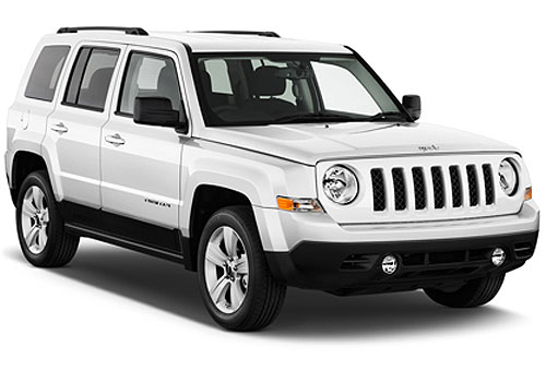 Jeep Patriot Front Low Angle View Exterior Picture