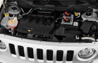 Jeep Patriot Engine Picture