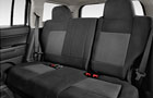 Jeep Patriot Rear Seats Picture