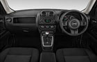 Jeep Patriot Dashboard Picture