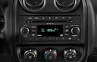 Jeep Patriot Stereo Picture