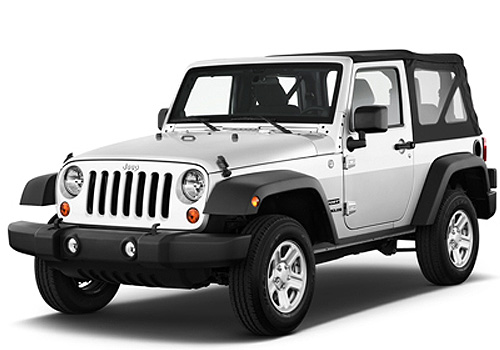 Jeep Wrangler Front Angle View Exterior Picture