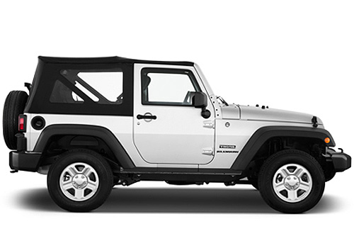 Jeep Wrangler Side Medium View Exterior Picture
