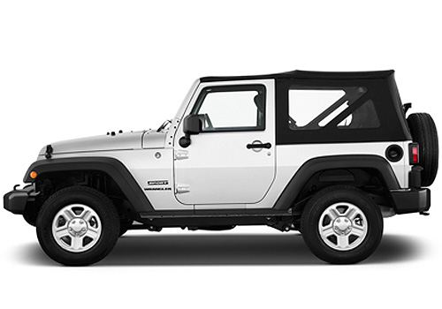 Jeep Wrangler Front Angle Side View Exterior Picture