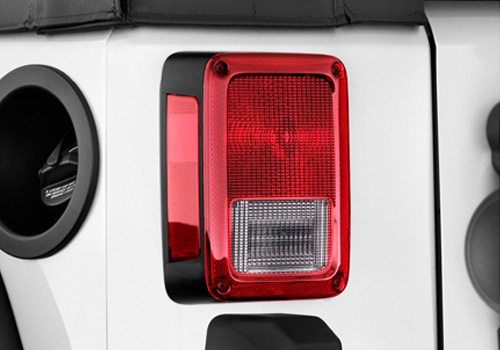 Jeep Wrangler Tail Light Exterior Picture