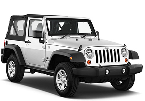 Jeep Wrangler Front Low Angle View Exterior Picture