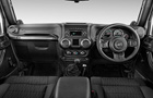 Jeep Wrangler Dashboard Picture