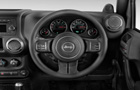 Jeep Wrangler Steering Wheel Picture