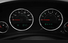 Jeep Wrangler Tachometer Picture