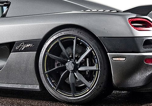 Koenigsegg Agera Wheel and Tyre Exterior Picture