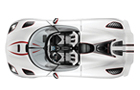 Koenigsegg Agera Top View Picture