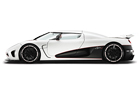 Koenigsegg Agera Front Angle Side View Picture