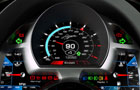 Koenigsegg Agera Techometer Pictures