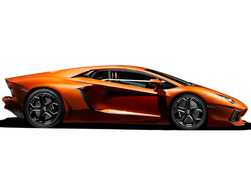 Lamborghini Aventador Side Medium View Exterior Picture