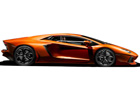 Lamborghini Aventador Side Medium View Picture