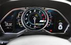 Lamborghini Aventador Tachometer Picture