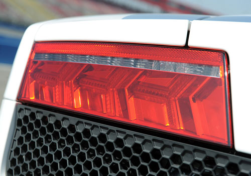 Lamborghini Gallardo Tail Light Exterior Picture