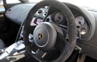 Lamborghini Gallardo Steering Wheel Picture