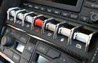 Lamborghini Gallardo Rear AC Control Picture