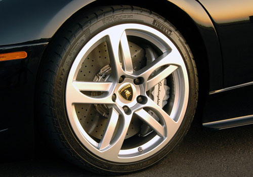 Lamborghini Murcielago Wheel and Tyre Exterior Picture
