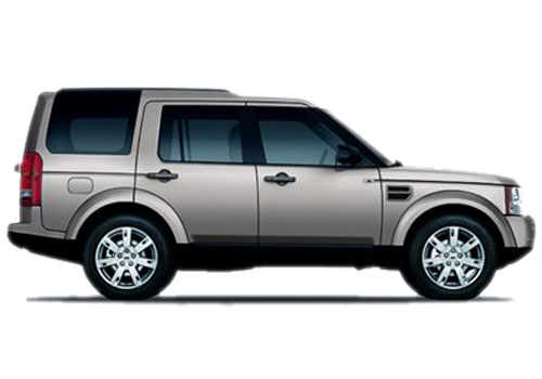 Land Rover Discovery 4 Side Medium View Exterior Picture