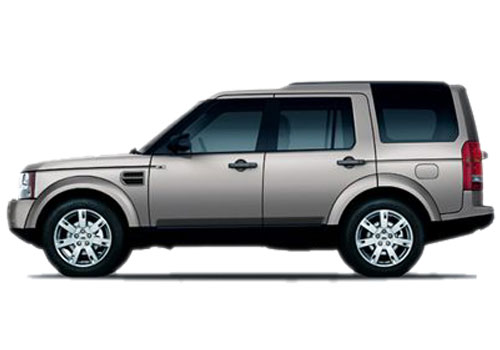 Land Rover Discovery 4 Front Angle Side View Exterior Picture
