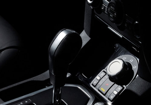 Land Rover Discovery 4 Gear Knob Interior Picture