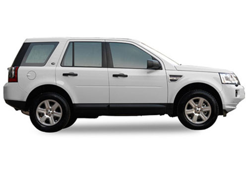 Land Rover Freelander 2 Side Medium View Exterior Picture