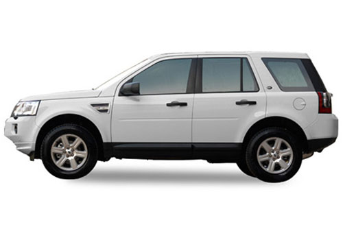 Land Rover Freelander 2 Front Angle Side View Exterior Picture