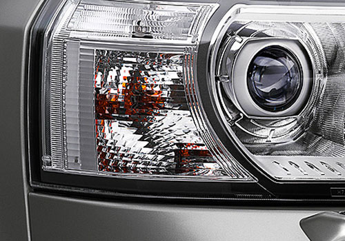 Land Rover Freelander 2 Headlight Exterior Picture