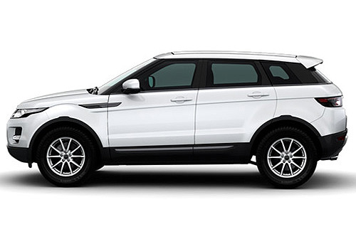 Land Rover Range Rover Evoque Front Angle Side View Exterior Picture