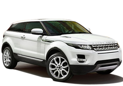 Land Rover Range Rover Evoque Front Low Angle View Exterior Picture