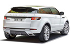 Land Rover Range Rover Evoque Rear Angle View Picture