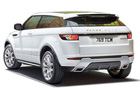 Land Rover Range Rover Evoque Cross Side View Picture