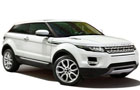 Land Rover Range Rover Evoque Front Low Angle View Picture