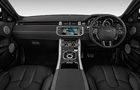 Land Rover Range Rover Evoque Dashboard Picture
