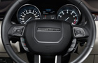 Land Rover Range Rover Evoque Steering Wheel Picture