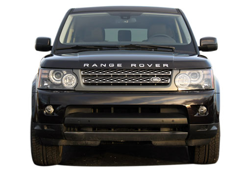 Land Rover Range Rover Sport Front View Exterior Picture